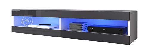 e-Com - TV Unit Cabinet Stand Sideboard