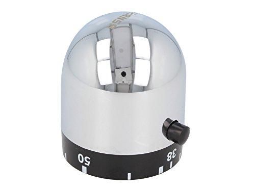 Hansa–59910304Fernbedienung Temp. Lux chrom mat EMP.