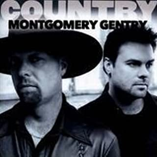 MONTGOMERY GENTRY - COUNTRY (1 CD)