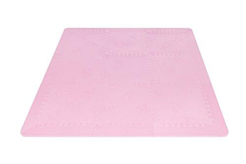 LuBabymats - Alfombra puzzle infantil para bebés de Foam (EVA), suelo extra...
