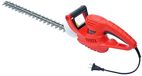 Great Features Of REWD Safe Hedge Trimmers Electric Corded Electric Hedge Trimmer Cutting Blade 53cm...