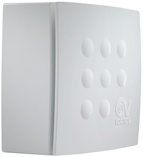 Vortice Medio 53W Weiß - Ventilatoren (Weiß, 53 W, 261 mm, 129 mm, 261 mm, 2,54 kg)