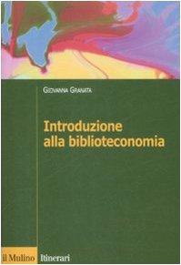 Introduzione alla biblioteconomia