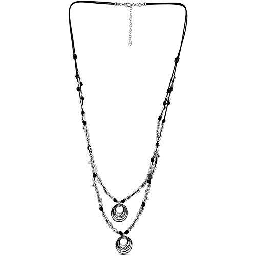 Ciclòn collar mujer joyas Discola Trendy cód. 191812-00