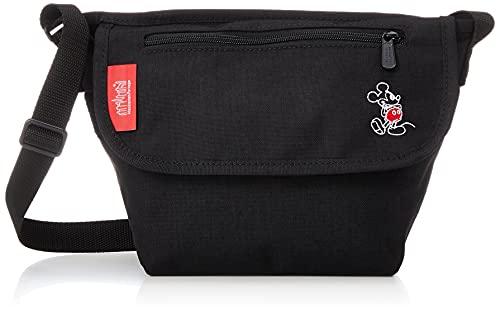 [マンハッタンポーテージ] 正規品【公式】メッセンジャーバッグ Casual Messenger Bag/Mickey Mouse 2021 ブラック