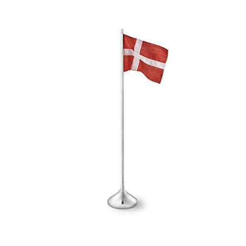 Rosendahl vlag, wit, 7,4 x 8,6 x 37,8