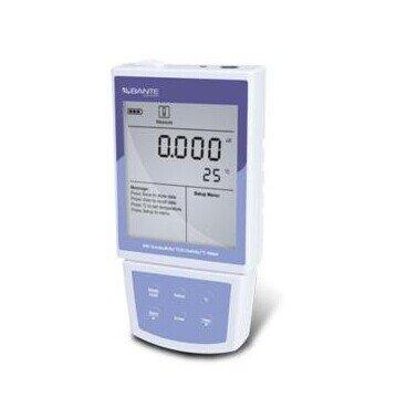 Gowe Leitfähigkeit Meter EC/TDS/Salz/Temp 0~ 200MS (Automatische 6Meßbereichen) 0,5% F.S ATC Zwei Test Punkte