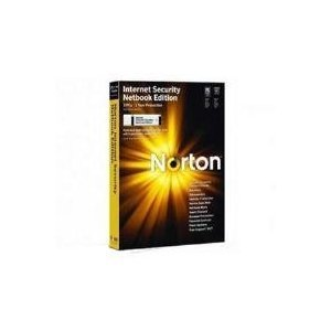 SYMANTEC NORTON INTERNET SECURITY 2011 1 USER DVD