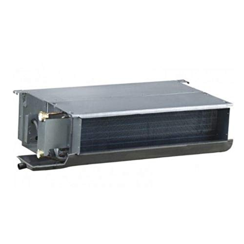 Aire acondicionado de tipo fancoil conductos, 2 tubos modelo MKT3-V400, derecho, 24 x 156 x 42 centímetros, color gris (referencia: MKT3-V400 right)