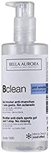 Bella Aurora B Clean Gel Micelar Anti-Manchas Para Piel Sensible