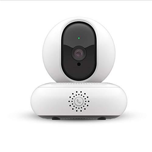 LEEFISH Kabellos Haustier Kamera, 1080P Hd Hund Monitor, Überwachungskamera, Katze Überwachen, Bewegungserkennung/Nachtsicht/Zweiwege-Audio Für Baby/Hund/Katze