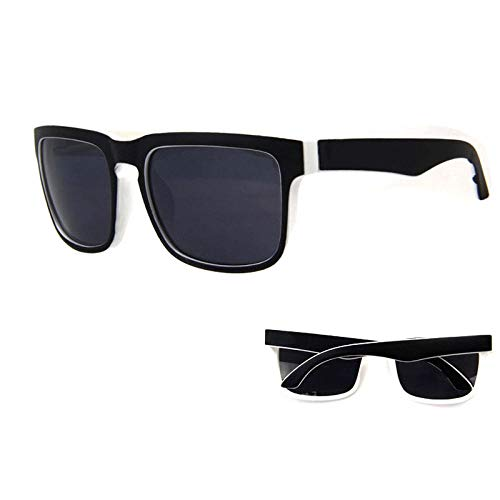 N-A Ken Block Spied 太阳镜 男士 Goggle Drive 反光 涂层 方形 Spired 女士 Gafas de Sol de los Hombres zonnebril Heren