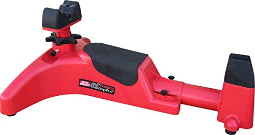 MTM Unisex Shooting Rest Accessory, rot, One Size