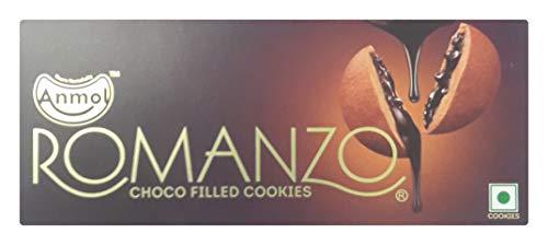 Anmol Romanzo Choco Filled Cookies, 75g