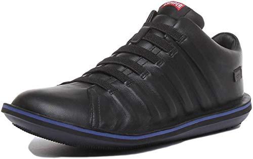 CAMPER Mens Beetle Schuhe Ankle Boot, Black, 45 EU