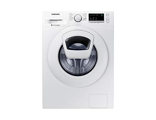Samsung WW9NK4430YW - Lavadora (Independiente, Carga frontal, 9 kg, A, 53 dB, 1400 RPM)