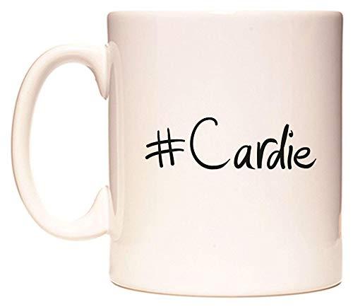#Cardie Taza por WeDoMugs®