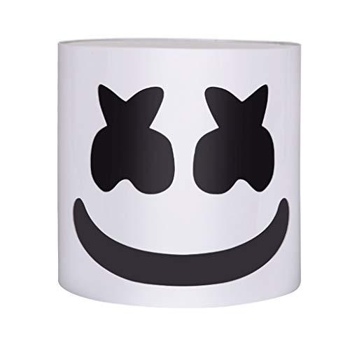 Marshmello Helmet  for Halloween