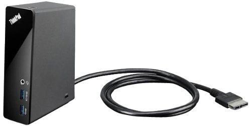 Lenovo 4X10A06083 ThinkPad OneLink Dock midnight black