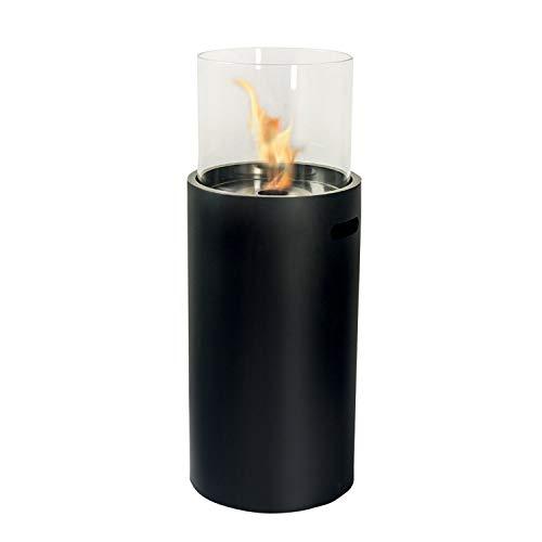 Tecno Air System GALLIPOLI BLACK, steel, glass, Taglia