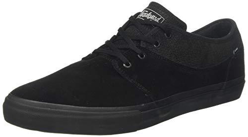 GLOBE Mahalo, Zapatillas de Skateboard para Hombre, Negro (Black/Snake 10608), 48 EU