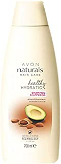 Avon Naturals Almond Oil & Avocado (Healthy Hydration) Shampoo 700ml