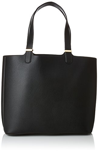 PIECES Damen PCKOPA Shopper, Schwarz (Black), 17x27x30 cm