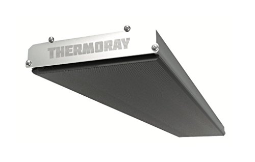 Quantex B.V. Thermoray Infrarot Decken Heizstrahler 3000Watt