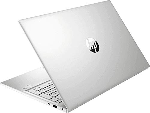 HP Pavilion (2021) Intel 11th Gen Core i5, 16 GB RAM, 2GB NVIDIA Graphics, 512GB SSD, 15.6 inches FHD Screen, Windows 10, MS Office, Finger Print Reader, Alexa Built-in Laptop, 1.75kg (15-eg0103TX)