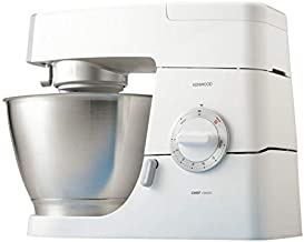 Kenwood Classic Chef Stand Mixer Food Processor, 4.6L, White, KM336