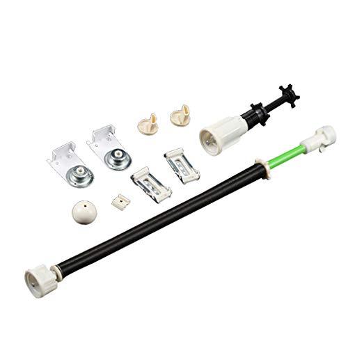 HomeDecTime Springrollo Feder Rollofeder für Ø 36mm Rollo Vorhang Ersatzteile, 31 x 3 cm