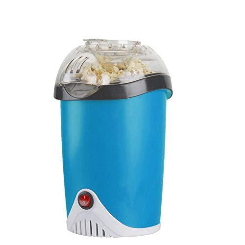 Review Of Popcorn Machine Popper Small Household Mini Hot Air Popcorn Maker Machine Children Snack M...