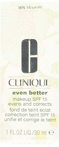 Clinique Even Better Makeup SPF15 Mu 25 buff, 1er Pack (1 x 30 ml)