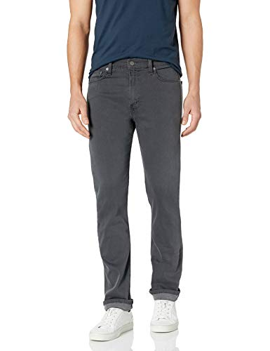 Levi's Men's 513 Slim Straight Fit Jean, Matchbook - Stretch, 33 30