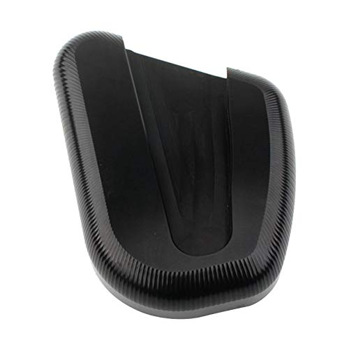 Gazechimp Placa de Apoyo CNC para Motocicleta extensión de extensión para Goldwing GL1800 2018-2020-hecha de Material Duradero fiable - Negro