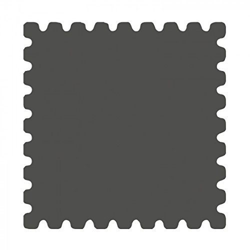 Vaessen Creative Motivstanzer Briefmarke, Medium, Motivlocher aus Metall und Plastik, Ausgestanztes Motiv 18 x 18 mm, zum Basteln mit Papier