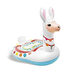 Large Llama Inflatable Float