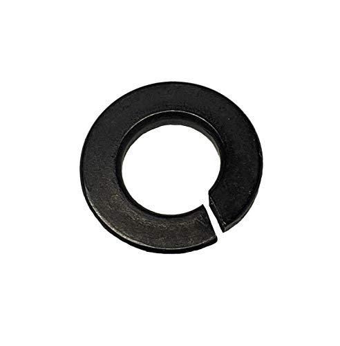 Hard-to-Find Fastener 014973123697 Lock Washers, 1/4, Piece-20,Black,1/4