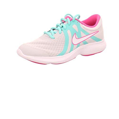 NIKE Revolution 4 Aqua (GS), Zapatillas de Atletismo Mujer