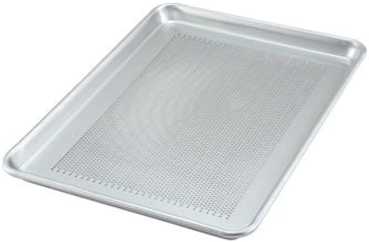 Winco ALXP 1826P Alxp1826p Perforated Aluminum Sheet Pan 18 X 26 In Sheet Pans ALXP 1826P
