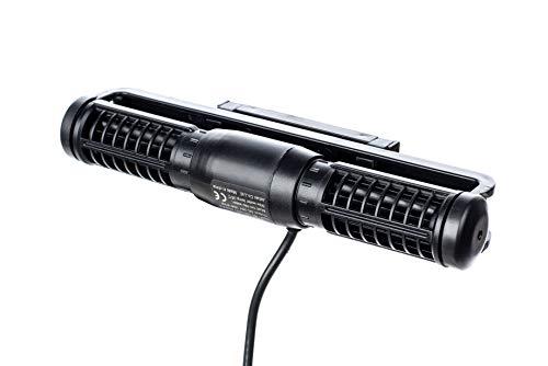 Jebao SCP-70 Sine Cross Flow Pump Wave Maker with Controller, Black