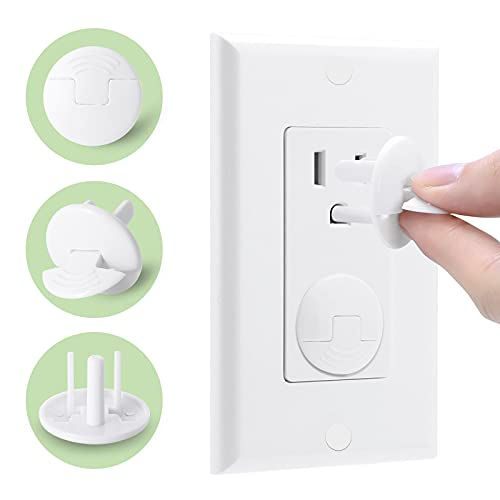 PRObebi 38-Pack Baby proofing Outlet Plugs