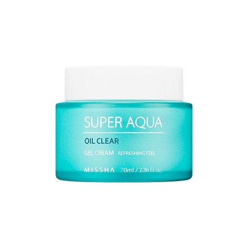 Missha Suoer Aqua Gel Cream