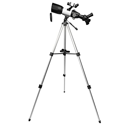 Amazon Brand – Eono Telescopios Astronomicos Profesionales 400 70, 2021 último Telescopio para Adultos Principiantes Niños