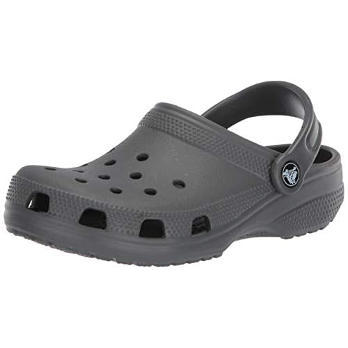 Crocs Unisex-Adult Men's and Women's Classic Clog | Comfortable Slip on Casual Water Shoe