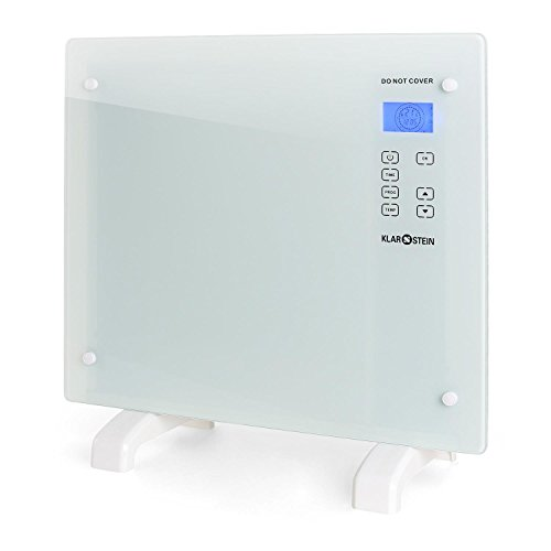 KLARSTEIN HT006GL - Radiador eléctrico, Calefactor,...