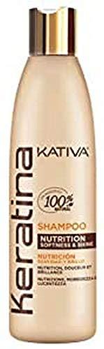 Kativa Keratina Champú Nutritivo - 250 ml