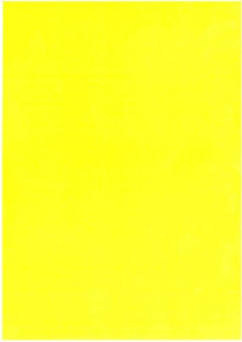 Neptun Flex-Folie neon gelb DIN A4