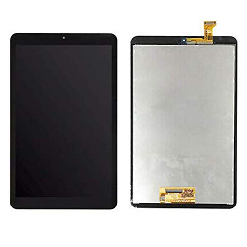 TheCoolCube LCD Display Touch Screen Digitizer Assembly Replacement Compatible with Samsung Galaxy Tab A 8.0 2018 T387 SM-T387V T387T T387A (2018) (Black)