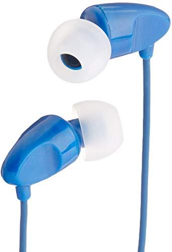AmazonBasics - Auriculares in-ear, color azul